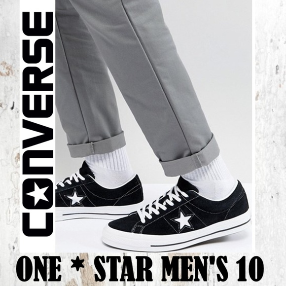 0b12ecdef59 Converse Other - ❌1 HOUR SALE❌Converse One Star Canvas Sneakers